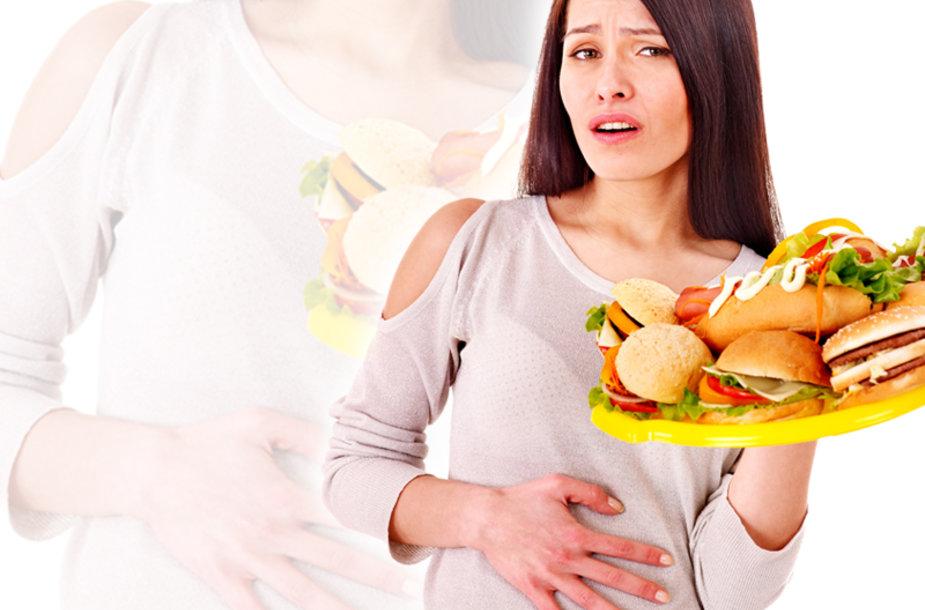 Nesveika mityba