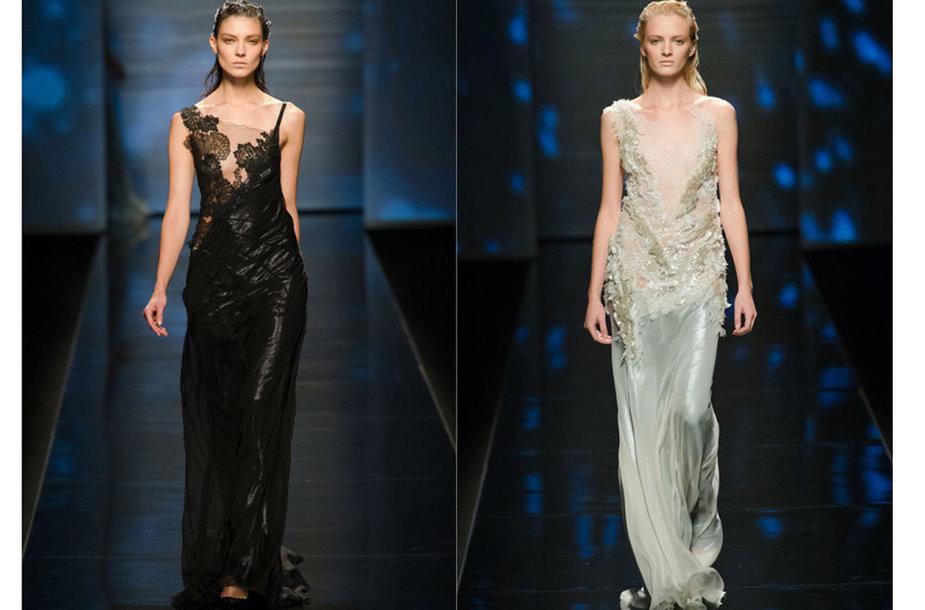 Alberta Ferretti: iškalbinga vasaros elegancija