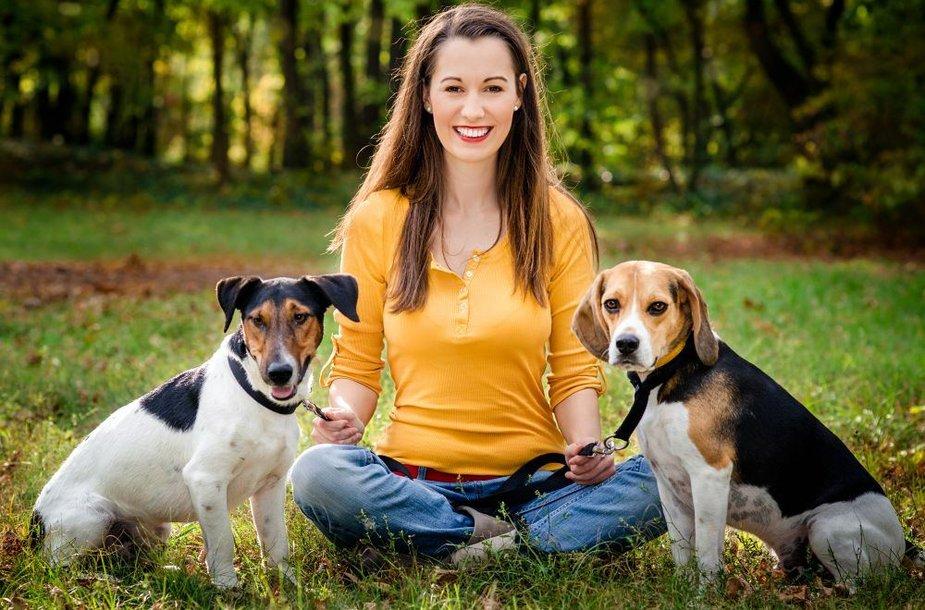 Aiškinamės santykius su šunimi. Kas ką valdo?