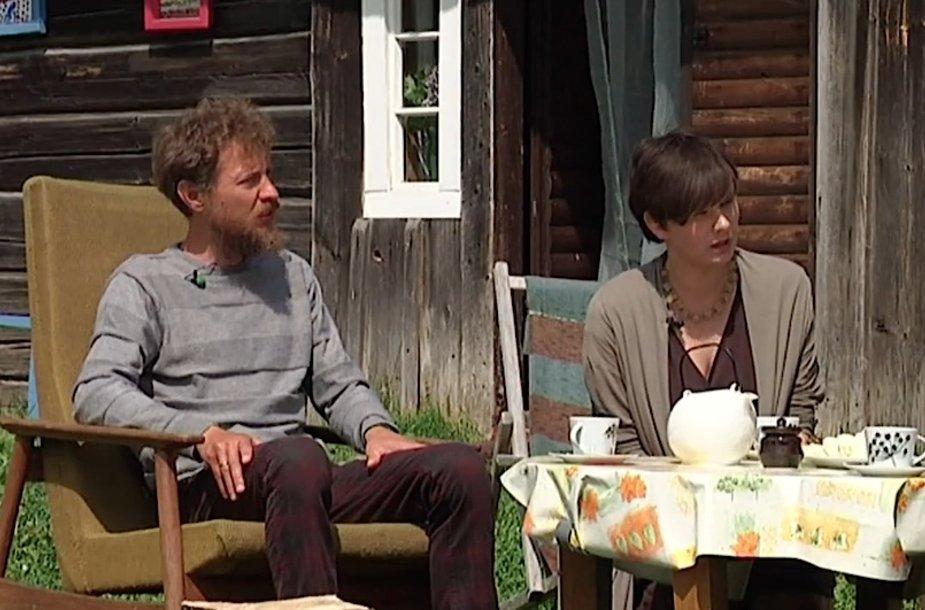 Tomas ir Ieva Malukai