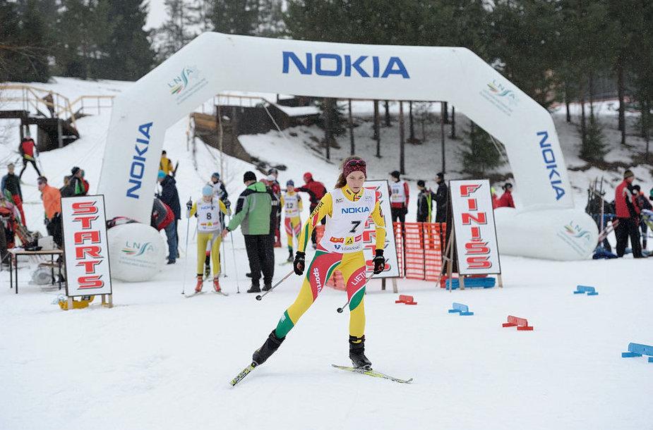 Lietuvos slidinėjimo čempionatas