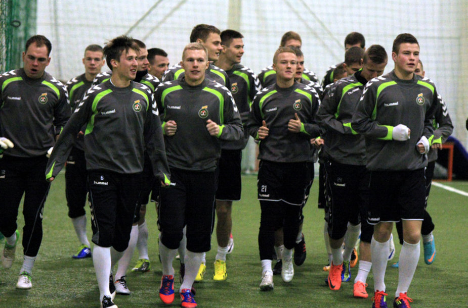 Lietuvos U-21 futbolo rinktinė