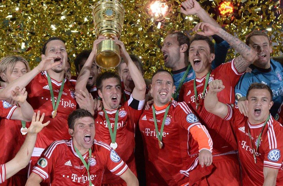 "Miuncheno ""Bayern"" ekipa"