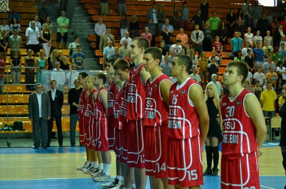 LSU krepšinio komanda