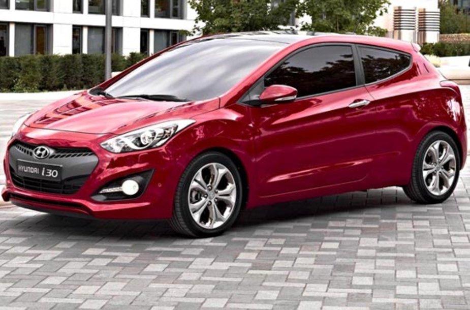 Triduris Hyundai i30