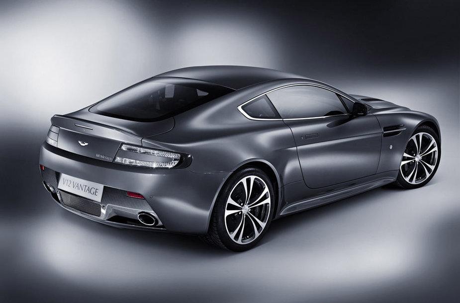Aston Martins V12 Vantage