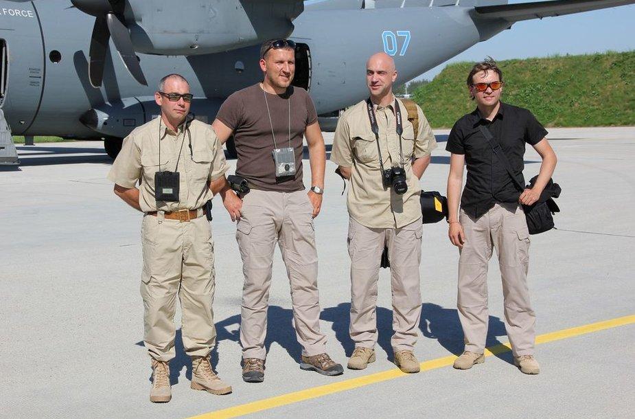 Naujam sezonui Algis Ramanauskas-Greitai ruošiasi Afganistane
