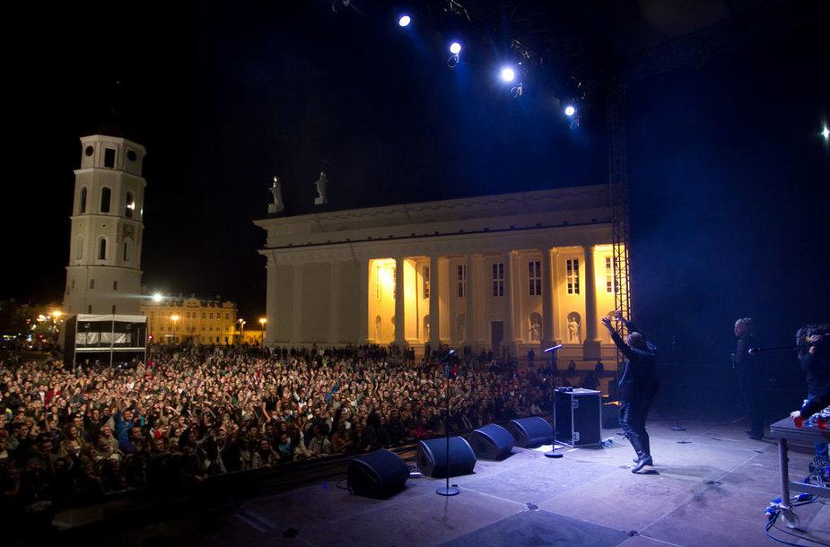 Sostines dienos_Katedros aikstes koncertai