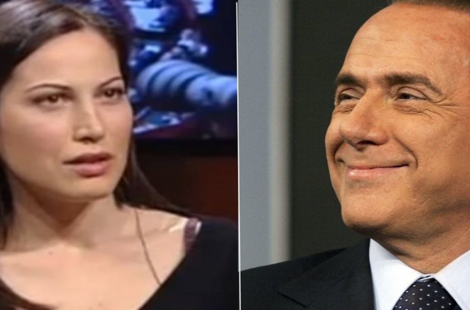 Sabina Began ir Silvio Berlusconi
