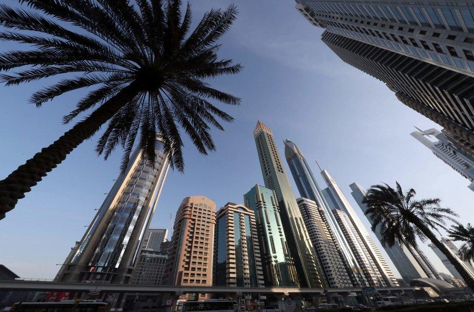 Viešbučiai Dubajuje