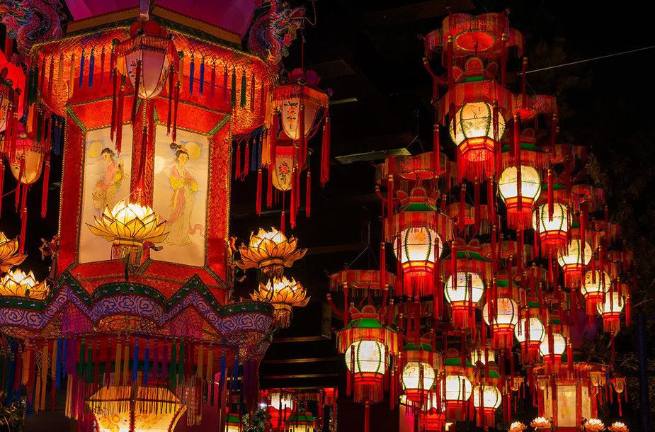Rudens vidurio šventė, Kinija
