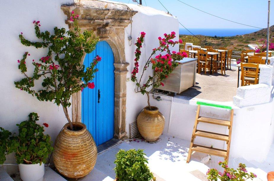 Mikonas, Graikija
