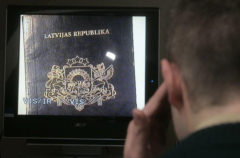Latvijos pilietybė