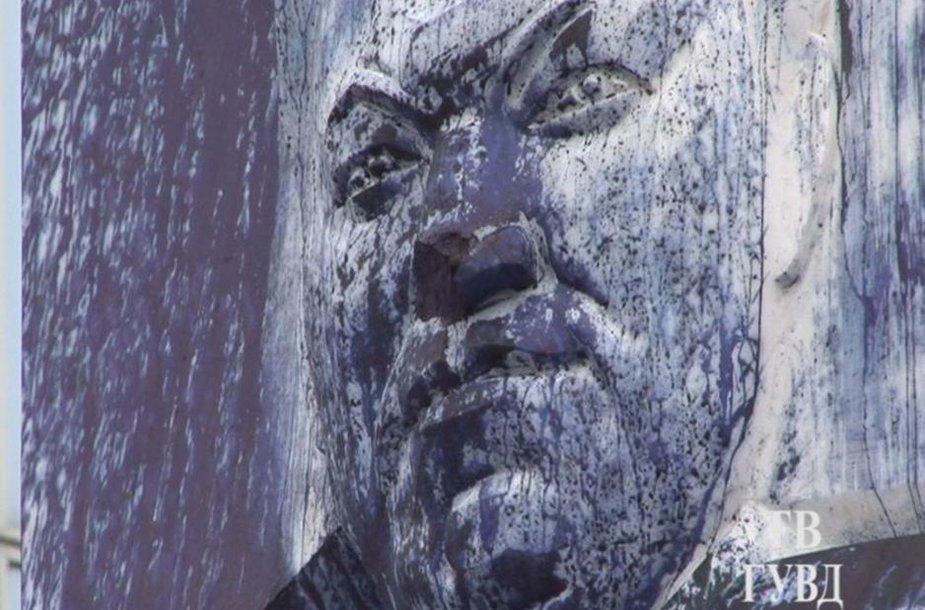 Boriso Jelcino paminklas