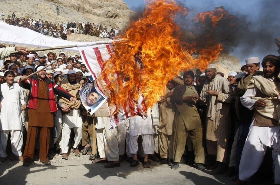 Musulmonų protestas