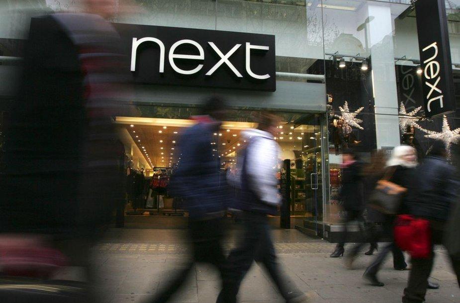 """""""Next"""" parduotuvė"""