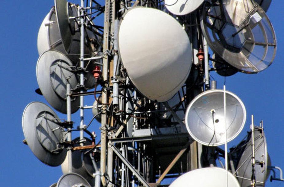 Televizijos antenos