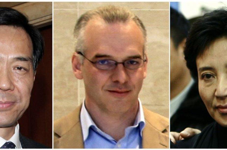 Bo Xilai, Neilas Heywoodas ir Gu Kailai