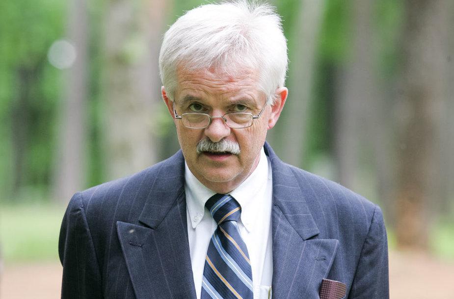 Vokietijos ambasadorius Lietuvoje Matthias Mülmenstädtas