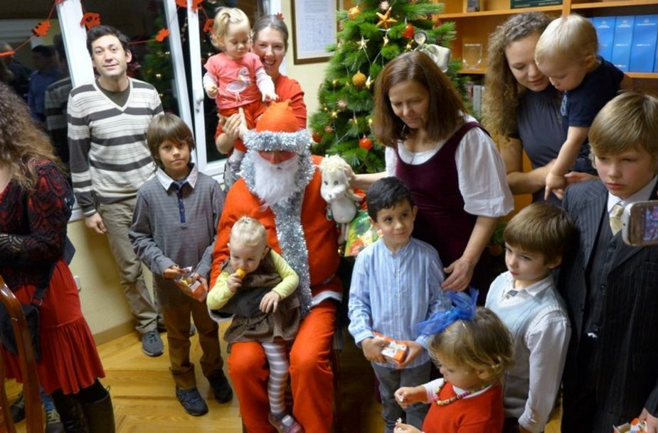 Lietuviškas Kalėdų minėjimas Ispanijoje