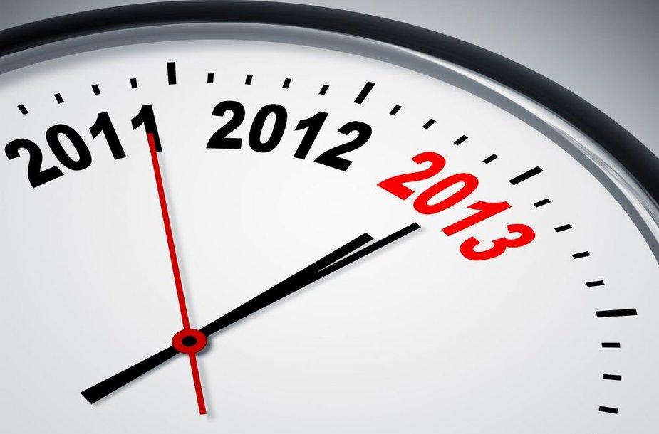 Seimo sprendimu 2013-ieji paskelbti šešių skirtingų progų minėjimo metais.
