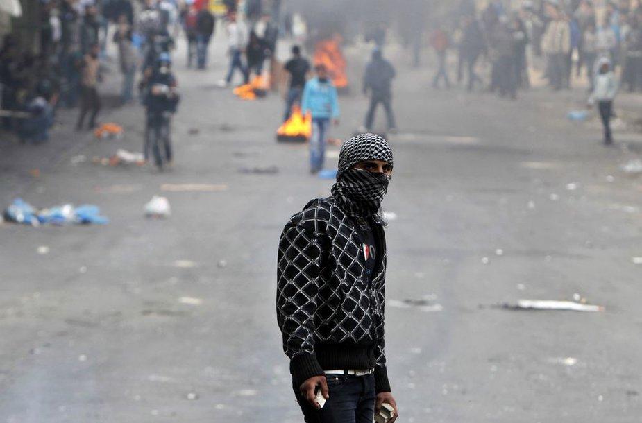 Palestiniečių protestai Izraelyje