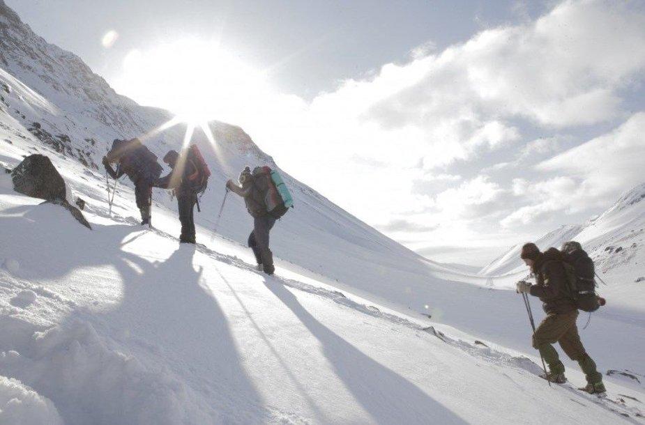 Diatlovo perėja: dingusi ekspedicija