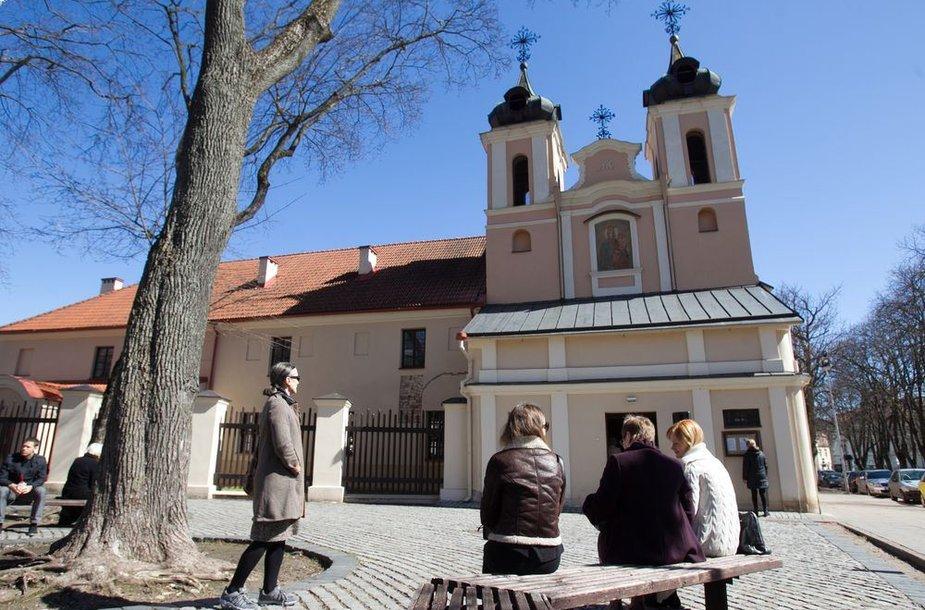 Šv. Kryžiaus bažnyčia