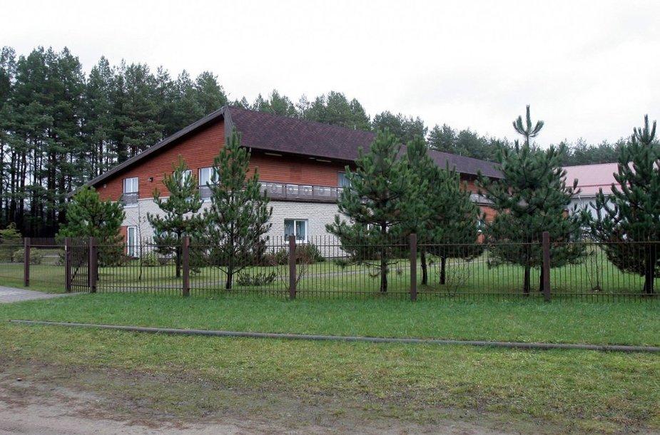 Valstybės saugumo departamento bazė netoli Vilniaus, Antaviliuose