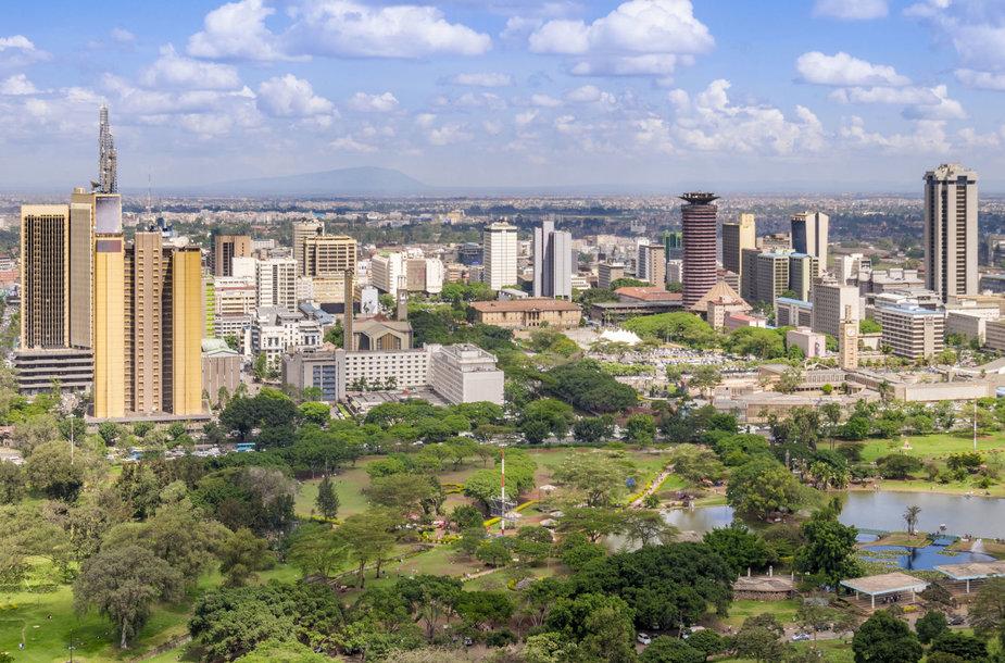 Nairobis, Kenija