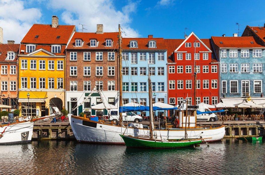 Kopenhaga, Danija