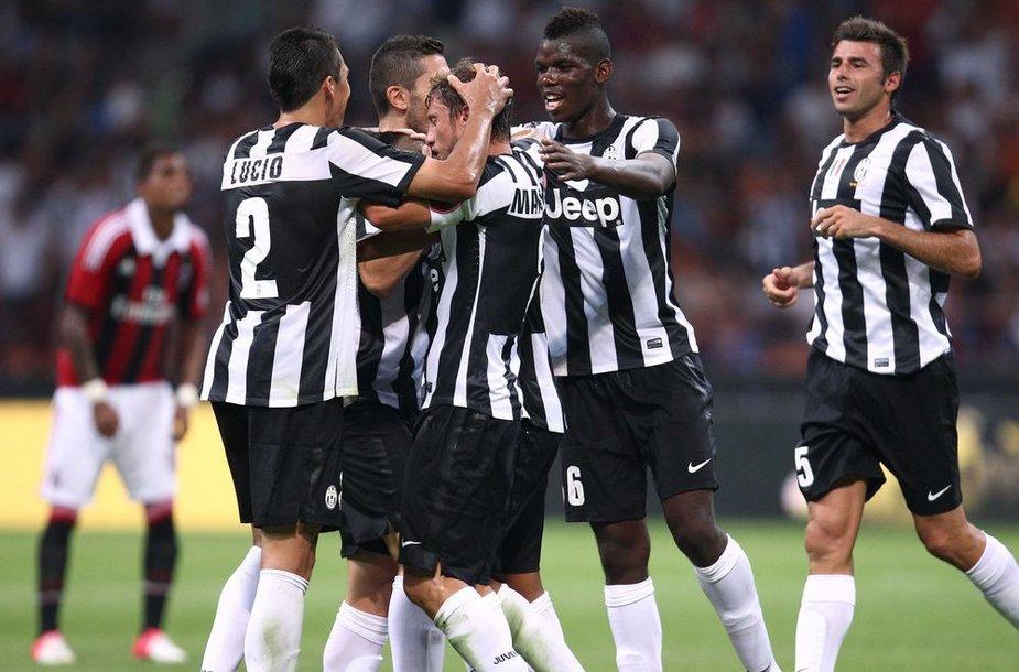 """""""Seria A"""" pirmenybėse ant atsarginių suolelio sėdė 12 futbolininkų"""