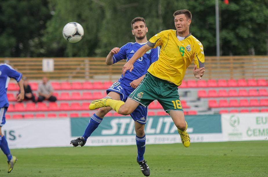 Lukas Spalvis.