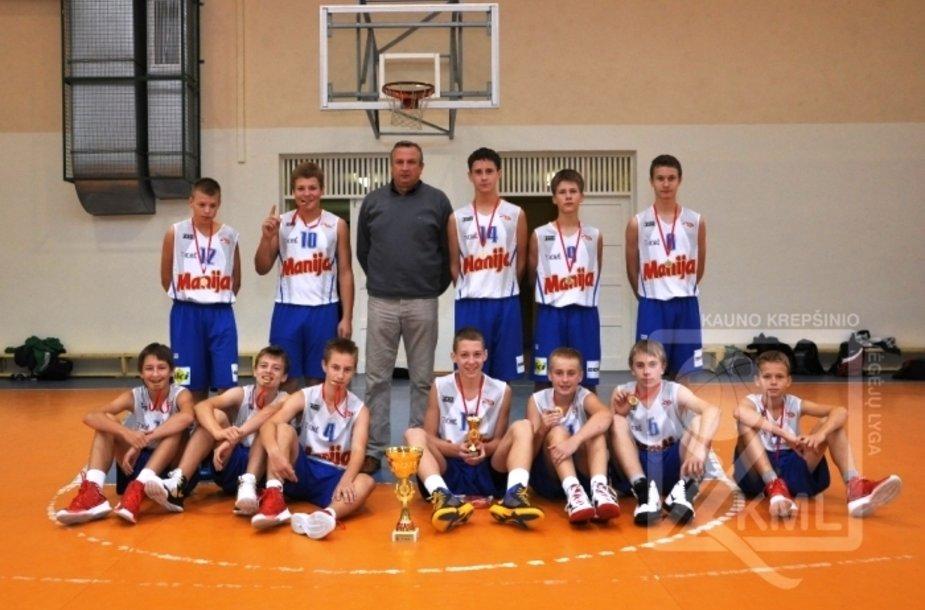 Alytiškiai žais EYBL (Europos jaunimo krepšinio lygos) čempionate, kuriame dalyvaus 32 komandos iš 12 Europos šalių