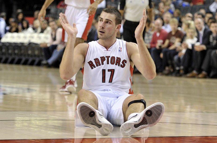 "Toronto ""Raptors"" klubas su Jonu Valančiūnu įveikė Milvokio ""Bucks"" 104:95"
