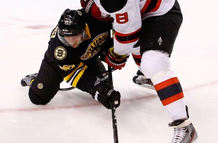 """Dainius Zubrus  – dvikovoje su """"Islanders"""" ekipa"""