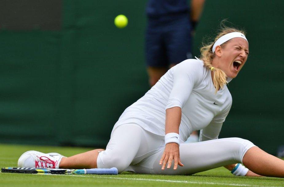 Baltarusijos tenisininkė Viktorija Azarenka