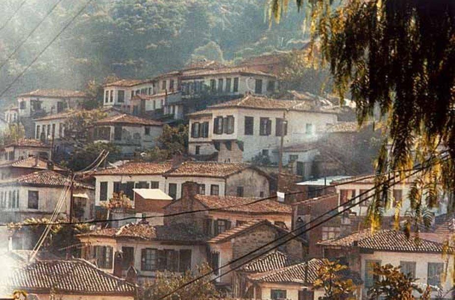 Turkijos kaimelis Şirince, anot padavimų, išgelbės nuo apokalipsės