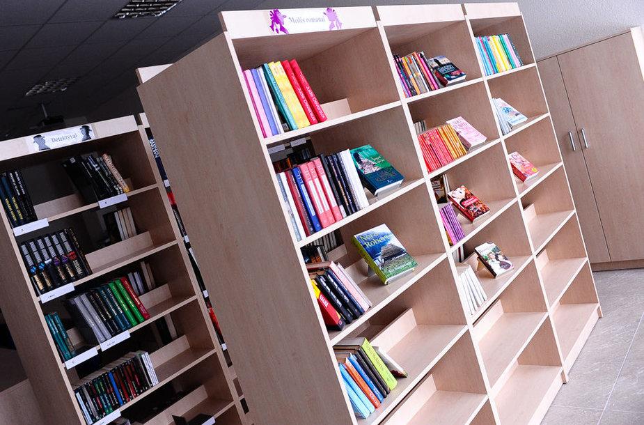 Naujoji biblioteka Pilaitėje