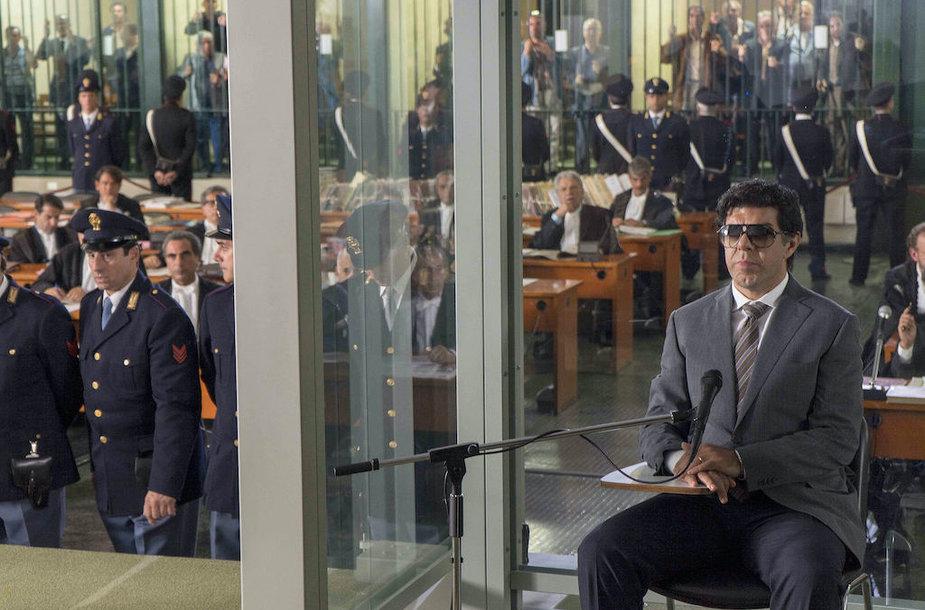"""Kadras iš filmo """"Mafijos išdavikas"""""""