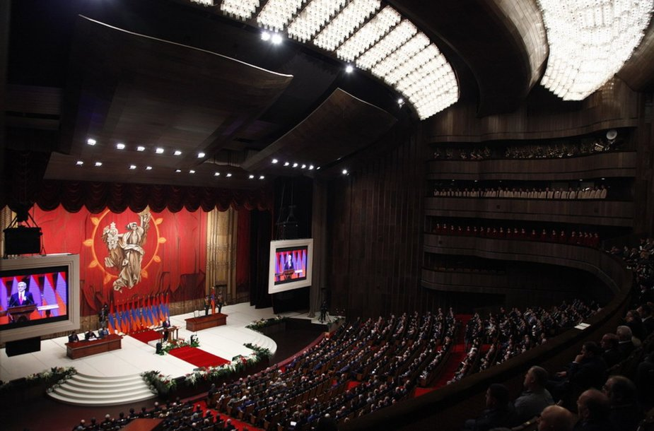 Armėnijos parlamentas