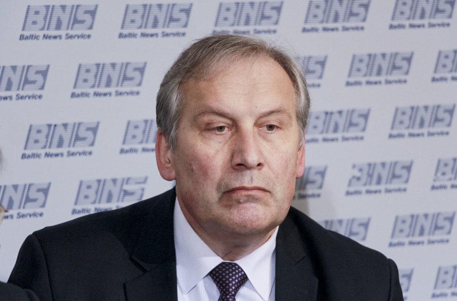 Kęstutis Šidlauskas, VDU prorektorius