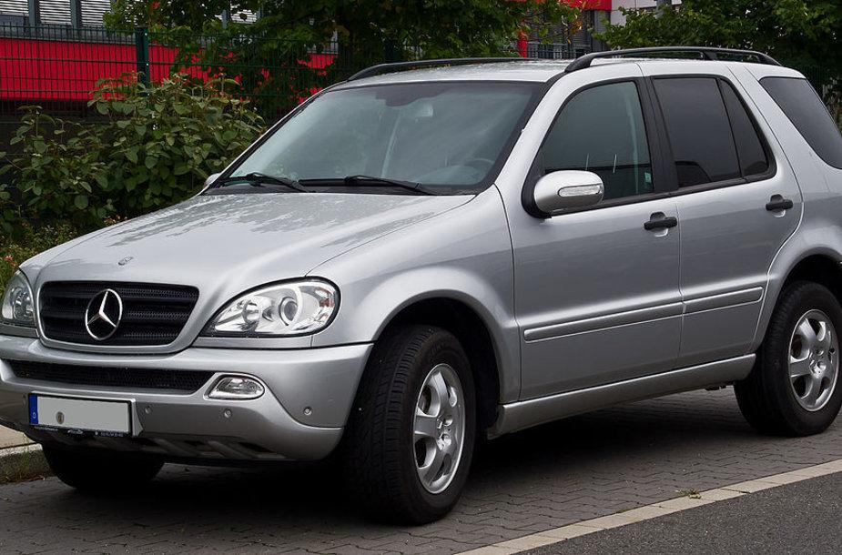 """Mercedes-Benz GL"""