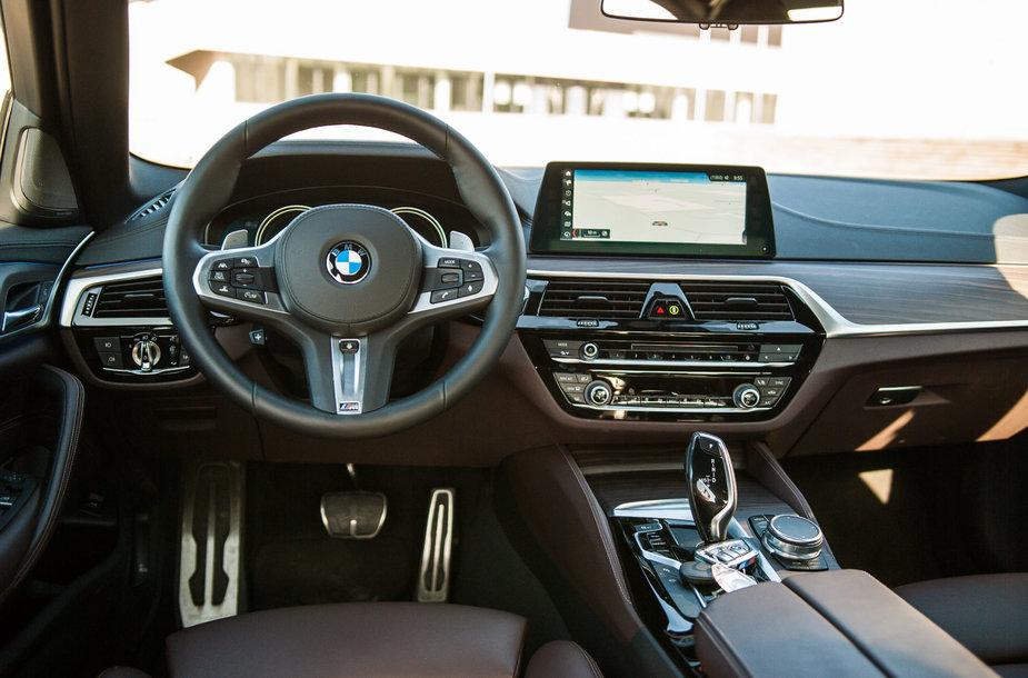 Naujasis 5 serijos BMW
