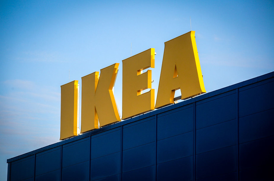 Rygoje atidaryta IKEA parduotuvė