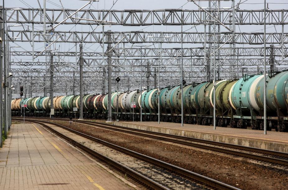 Kenos geležinkelio stotis