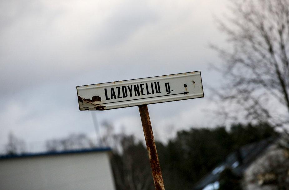 Sostinės Lazdynėlių rajonas