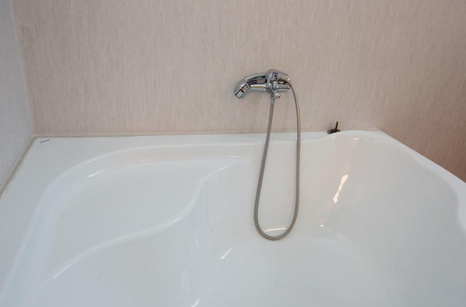 Gimdymo palata su vonia