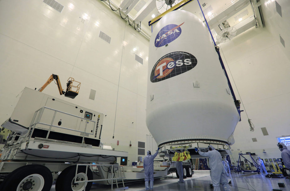 Palydovas TESS