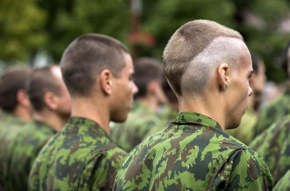 Lietuvos kariuomenė Šiluvos atlaiduose